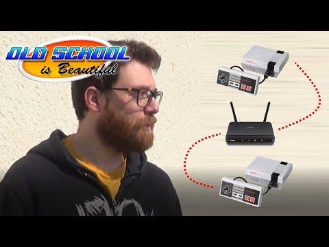 Jouer en réseau sur NES devient possible !