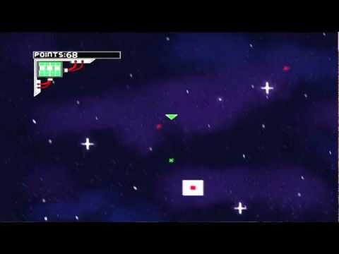 Dreamcast SD Compatible: Rectangle Battle In Space