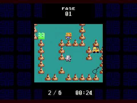 arapuca para Mega Drive