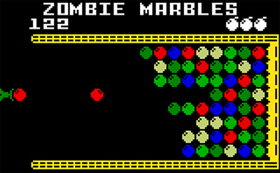 20080927 Zombie Marbles v0.4 (IntelliVision Game) Zombie Marbles v0.4 (IntelliVision Game)