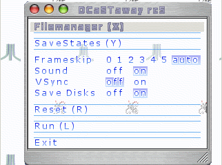 DCaSTaway rc5 (Atari ST emu for DC) › Dreamcast › PDRoms - Homebrew