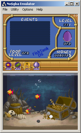 Fish Tank Game on Fish Tank  Nds Game    News   Nintendo Ds   Pdroms     Homebrew For