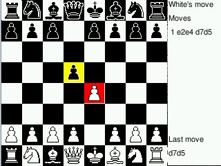 20071231 Chess2x v0.4 (GP2x game) Chess2x v0.5 (GP2x Game)