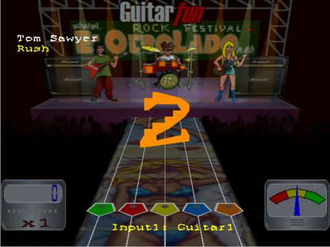 Guitar Fun v2.7 (Wii Game) › Wii › PDRoms - Homebrew 4 you