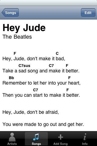 homebrew lyrics