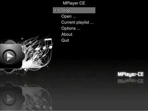 mplayer wii