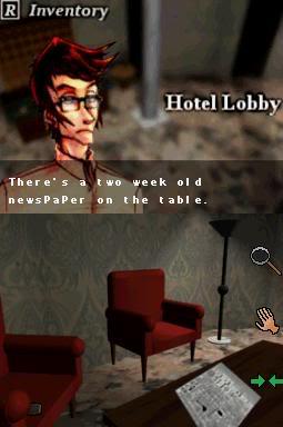 The Fifteenth Floor v1 1 (NDS Game) › Nintendo DS › PDRoms