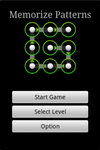 Memorize Pattern v1.2 (Android Game) › Android › PDRoms ...