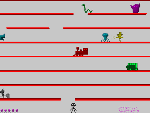 jumping jack game online