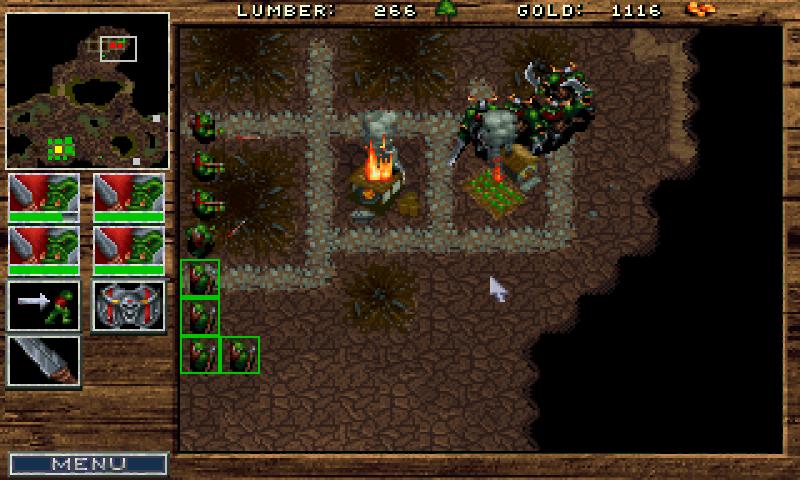 Warcraft Orcs Humans V1 1 0 2 Pandora Game Port Pandora
