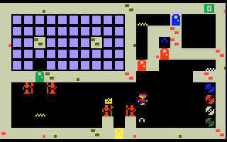 20110722 caves of kroz v0.9.11 (beta) (intellivision game) Caves of Kroz v0.9.11 (Beta) (IntelliVision Game)