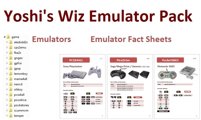 20110802 yoshis wiz emu pack and fact sheets v0.3 (wiz misc) Yoshis Wiz Emu Pack and Fact Sheets v0.4 (Wiz misc)