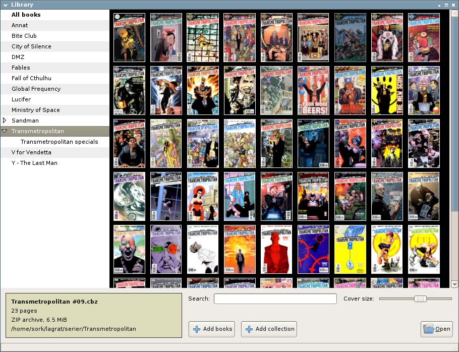 20110824 comix v4.0.6.9 (pandora application port) Comix v4.0.6.11 (Pandora Application Port)