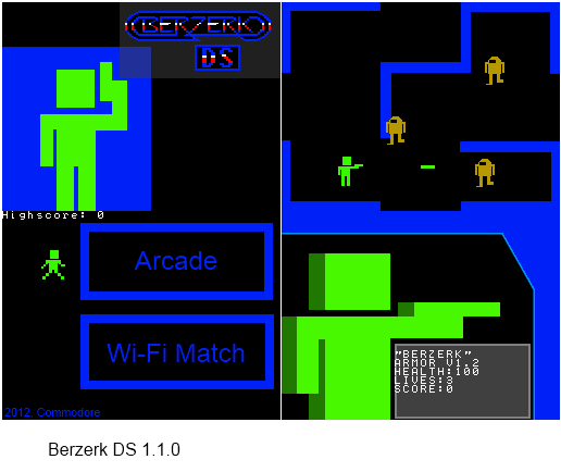 20130110 berzerk ds v1.1.0 (nds game) Berzerk DS v1.1.0 (NDS Game)