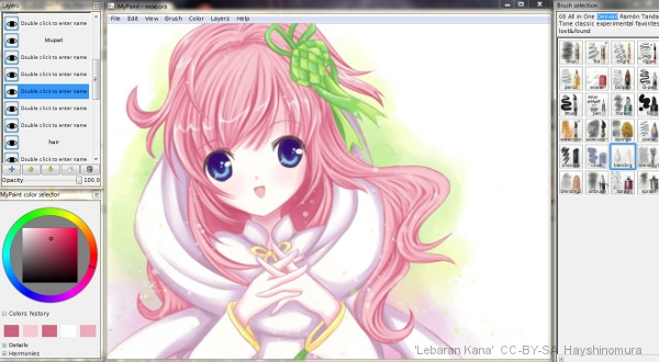 20130202 mypaint v1.0.0.5 (pandora application port) MyPaint v1.0.0.8 (Pandora Application Port)