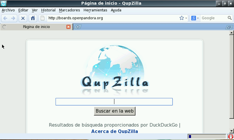 20130330 qupzilla v1.4.1.1 (pandora browser port) QupZilla v1.8.3.1 (Pandora Browser Port)