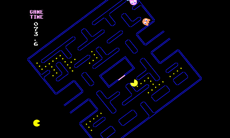 20130827 not pacman v1.0.4.01 (pandora game port) Not Pacman v1.0.4.06 (Pandora Game Port)