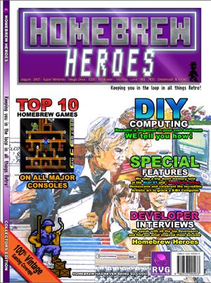 Homebrew Heroes #1