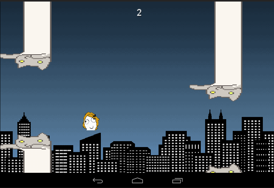 20140216 flappy memes v1.00002 (android game) Flappy Memes v1.00002 (Android Game)