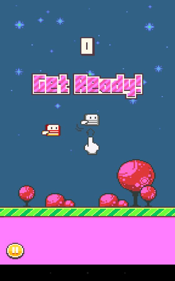 20140216 floppy bird v1.4 (android game) Floppy Bird v1.4 (Android Game)