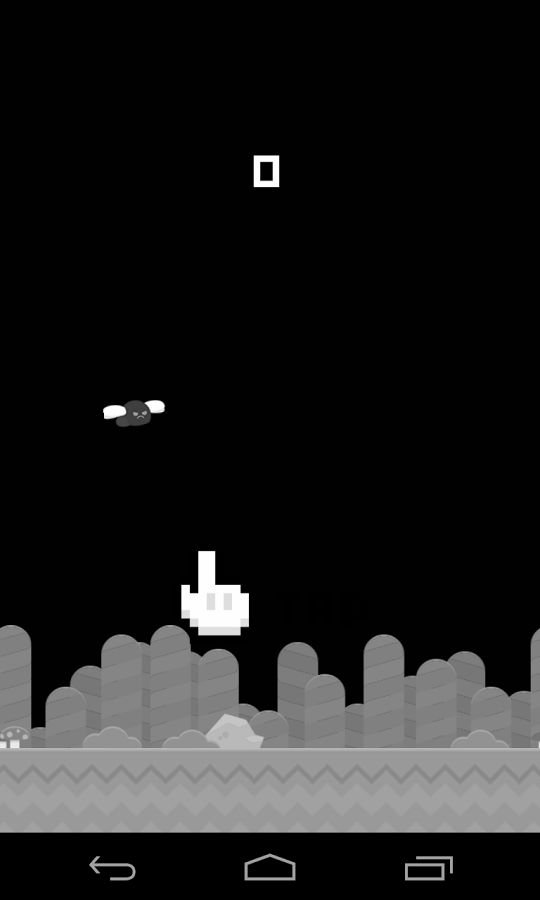20140216 twitchy moth v1.0 (android game) Twitchy Moth v1.0 (Android Game)