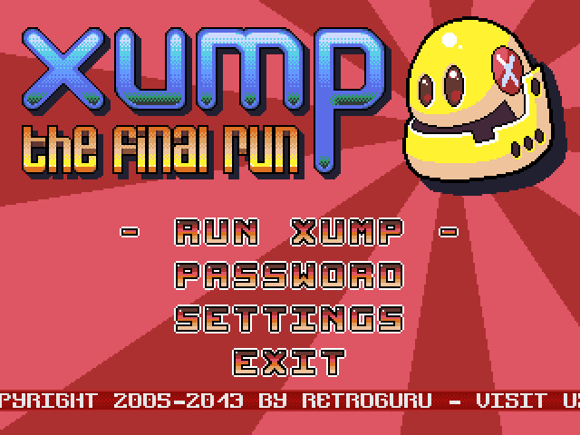 20140628 xump v1.00 (pandora game port) Xump v1.00 (Caanoo Game Port)
