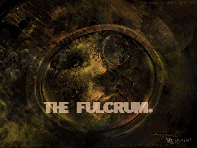 20141103 the fulcrum v1.0.1.1 (pandora game port) The Fulcrum v1.0.1.1 (Pandora Game Port)