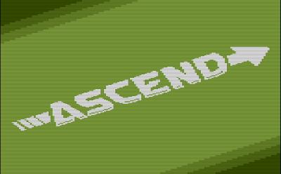 20141210 ascend (a2600 demo) Ascend (A2600 Demo)