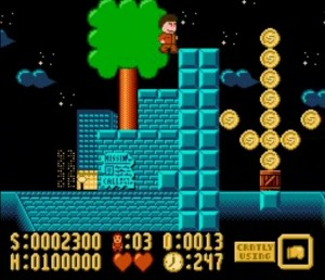 Browny Blaster (NES)