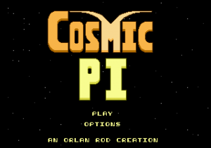 Cosmic PI (Genesis) (Title Screen)