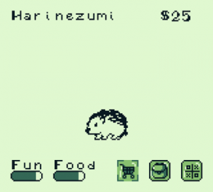 Happy Hedgehog (Game Boy)