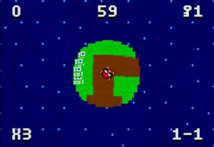 Miniplanets (Genesis/Mega Drive)