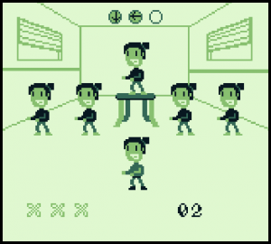 Tiny Dancer (Game Boy)