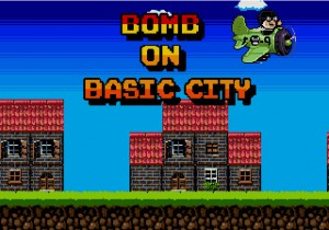 Bomb On Basic City (Mega Drive Game)