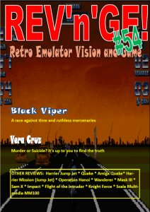 REV'n'GE Issue #54