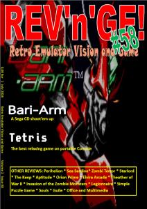 REV'n'GE Issue #58
