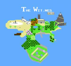 The Wit.nes (NES Homebrew Game)