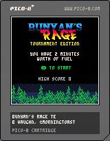 Bunyans Rage TE v2016.06.24 (PICO-8 Game)