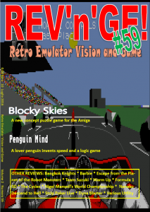 REV'n'GE Issue #59