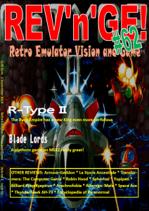 REV'n'GE Issue #62