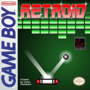 Retroid (Game Boy, Cover Art)