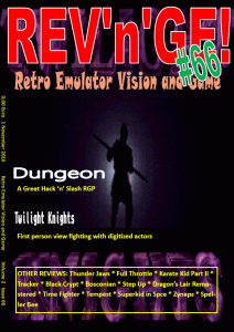 REV'n'GE Issue #66 (misc)
