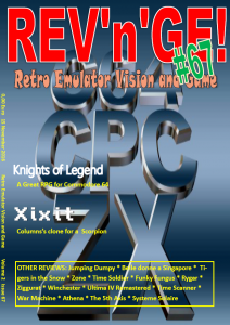 REV'n'GE Issue #67 (misc)
