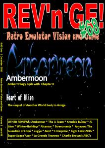 REV'n'GE Issue #68