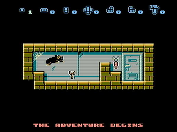 Gruniożerca 2 (Revision 1) (NES Game) › Nintendo