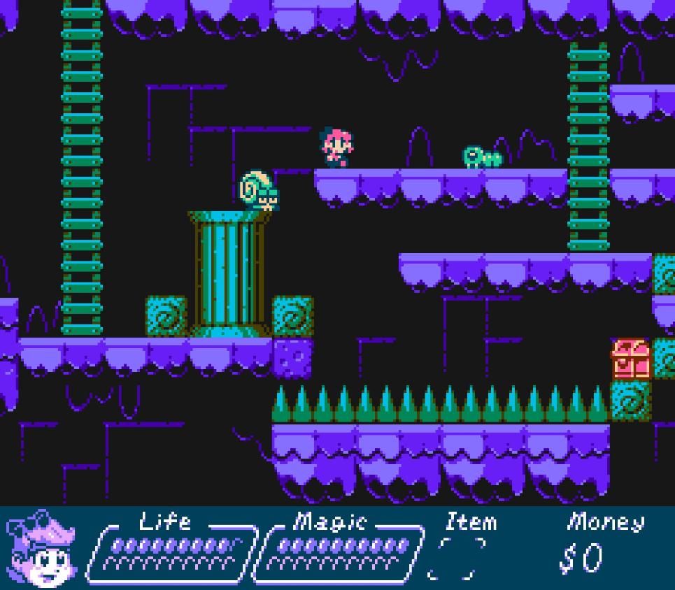 Orange Island v2018 04 18 (WIP) (NES Game) › Nintendo